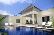 Three bedroom villa Seminyak